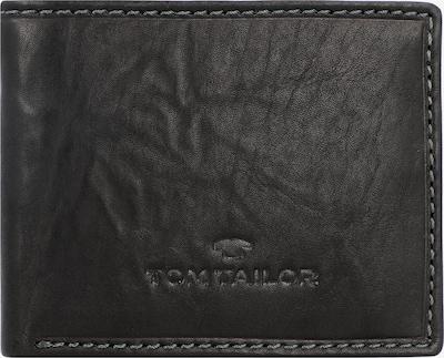 TOM TAILOR Geldbörse 'Lary' in schwarz, Produktansicht