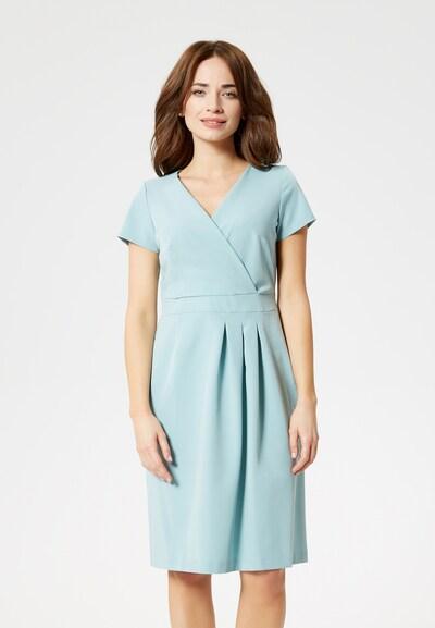 Usha Kleid in hellblau, Modelansicht