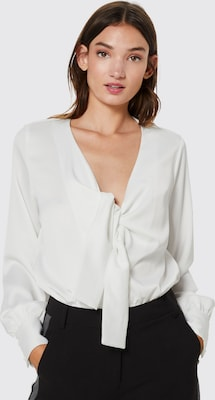 4th & Reckless Blouse 'LUPE' in Wit