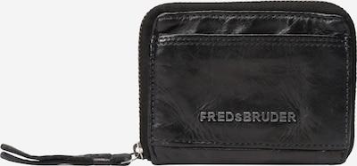 FREDsBRUDER Porte-monnaies 'Coin Nugget' en noir, Vue avec produit