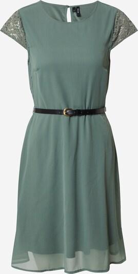 VERO MODA Sukienka 'VMSTEPHANIE S/S SHORT DRESS BELT COLOR' w kolorze zielonym, Podgląd produktu