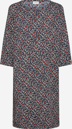 JACQUELINE de YONG Robe 'JDYROSIE' en bleu, Vue avec produit