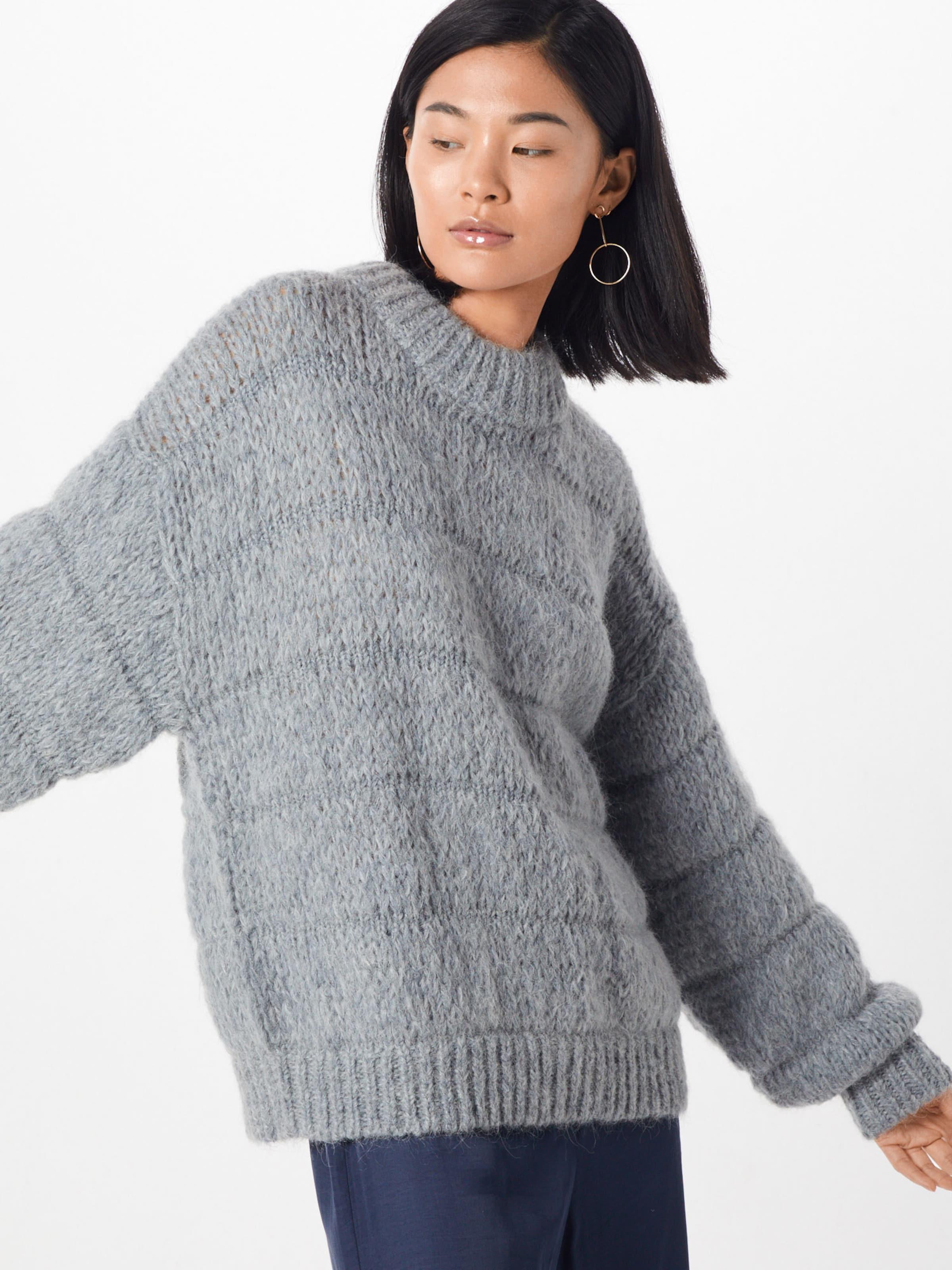 Remix Designers Pullover 'abigail' Grau In FJc1TlK