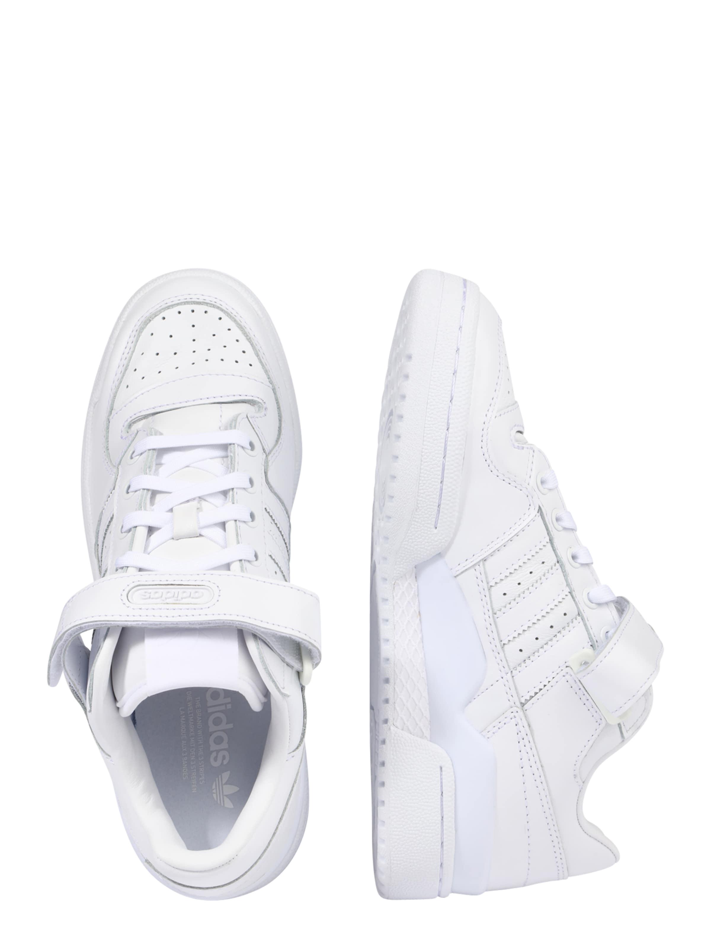 Sneaker In Originals Adidas 'forum' Weiß by7IYf6gvm