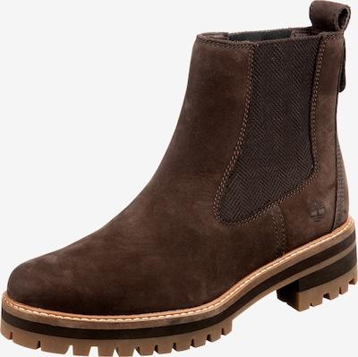 Chelsea batai 'Courmayeur Valley' iš TIMBERLAND , spalva - šokolado spalva, Prekių apžvalga