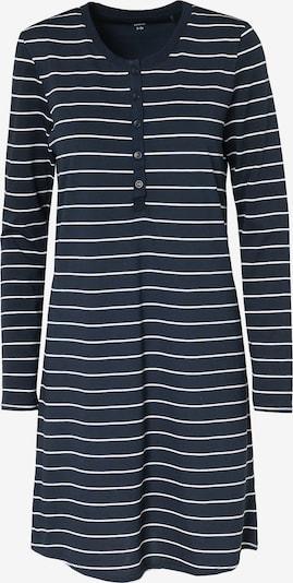 SCHIESSER Nachthemd in nachtblau, Produktansicht