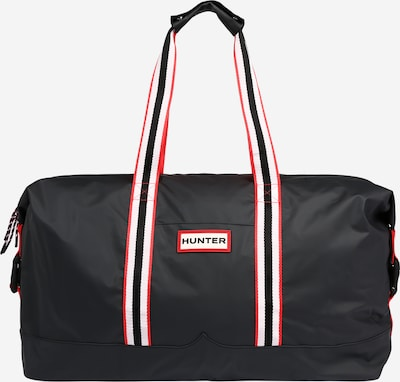 HUNTER Reisikott 'ORIGINAL LIGHTWEIGHT RUBBERISED HOLDALL' must, Tootevaade