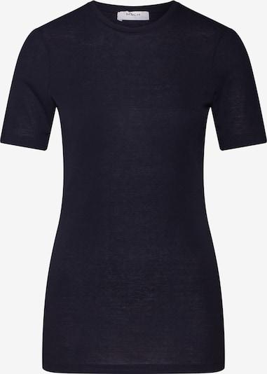 MOSS COPENHAGEN T-shirt 'Mona' en noir: Vue de face