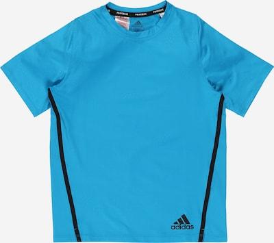 ADIDAS PERFORMANCE Koszulka funkcyjna 'Primeblue' w kolorze błękitny / ciemny niebieskim, Podgląd produktu