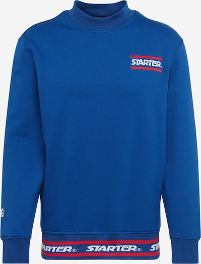 Starter Black Label Sweatshirt in blau, Produktansicht