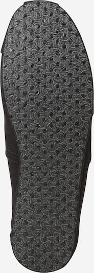 TOMS Slipper 'ALPARGATA' in schwarz: Ansicht von unten