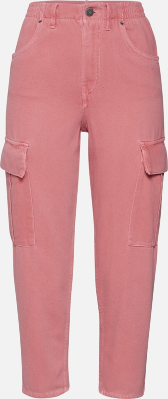 AMERICAN VINTAGE Hose 'TINEBOROW' in pink, Produktansicht