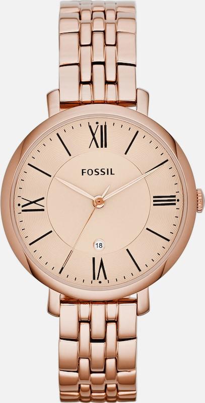"FOSSIL Armbanduhr, ""JACQUELINE, ES3435"""