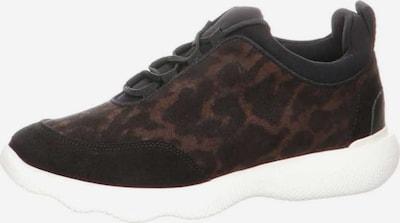 UNISA Sneakers in braun / schwarz, Produktansicht
