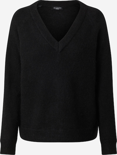 SELECTED FEMME Pullover 'Lulu' in schwarz, Produktansicht
