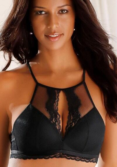 LASCANA BH in schwarz, Modelansicht