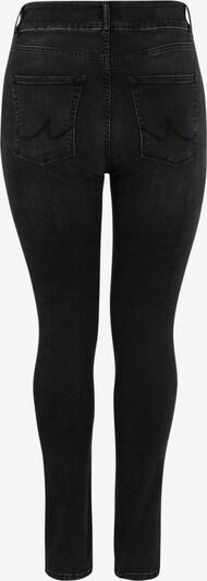 Jeans 'MAREN' LTB - Love To Be pe denim negru: Privire spate