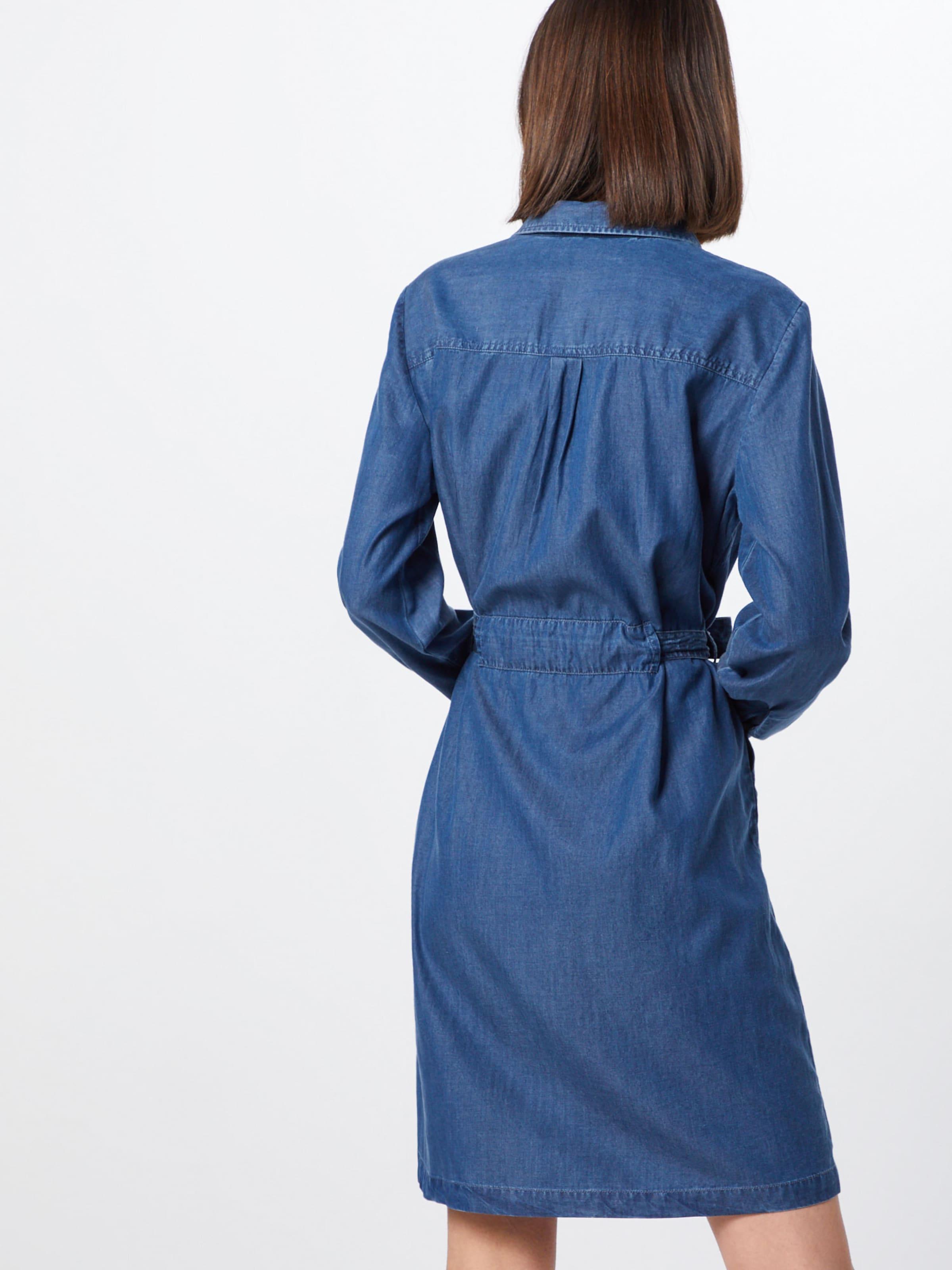 Robe En Tailor chemise Bleu Denim Tom m0wN8vn