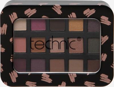 technic Lidschatten-Palette 'Tin' in mischfarben, Produktansicht