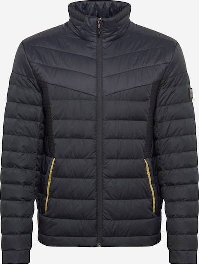 BOSS ATHLEISURE Jacke 'Vail' in navy / gold, Produktansicht