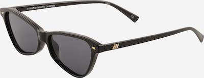 LE SPECS Sonnenbrille 'SITUATIONSHIP' in schwarz, Produktansicht