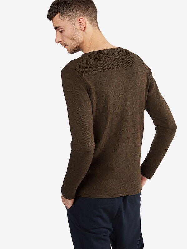 NOWADAYS Pullover 'fine melange basic pullover'