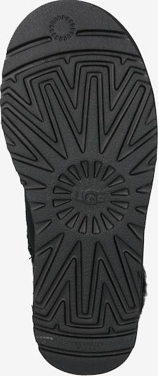 UGG Sněhule 'CLASSIC BLING MINI' - černá: Pohled zdola