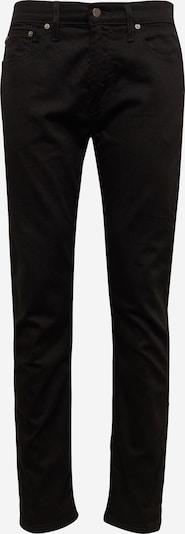 LEVI'S Jeans '502™ REGULAR TAPER' in black denim, Produktansicht