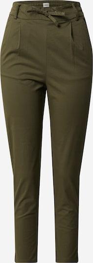 ONLY Pantalon à pince 'ONLPOPTRASH' en olive, Vue avec produit