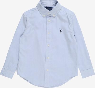POLO RALPH LAUREN Hemd in blau, Produktansicht