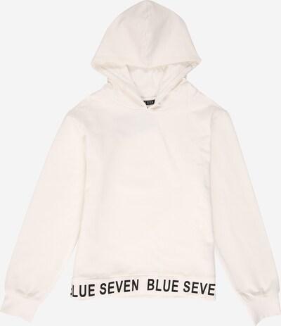 BLUE SEVEN Sweatshirt in offwhite, Produktansicht