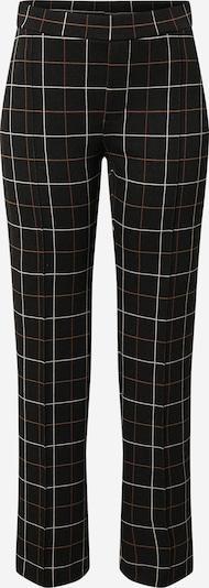Pantaloni 'Pontas' Part Two pe maro / negru, Vizualizare produs