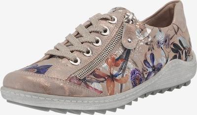REMONTE Sneaker in mischfarben / altrosa, Produktansicht