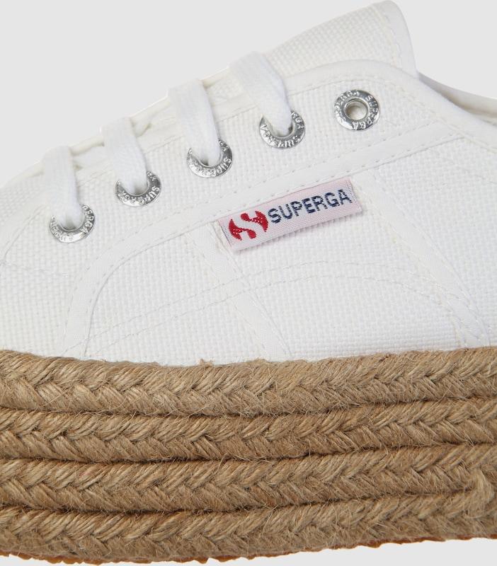 new concept 9e8c9 94a76 Sneaker '2790 - COTROPEW' mit Jute-Plateau