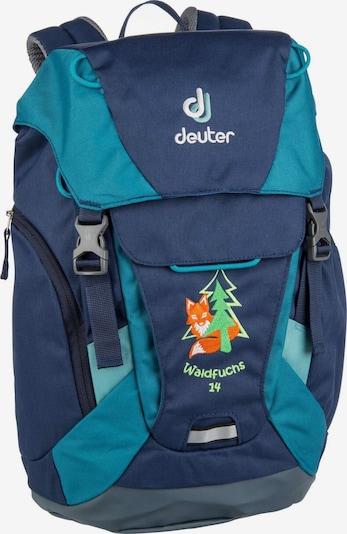 DEUTER Rucksack / Daypack ' Waldfuchs 14 ' in blau, Produktansicht