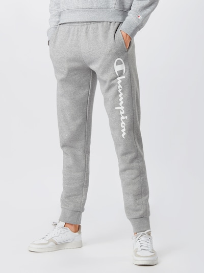 Champion Authentic Athletic Apparel Hose in graumeliert, Modelansicht