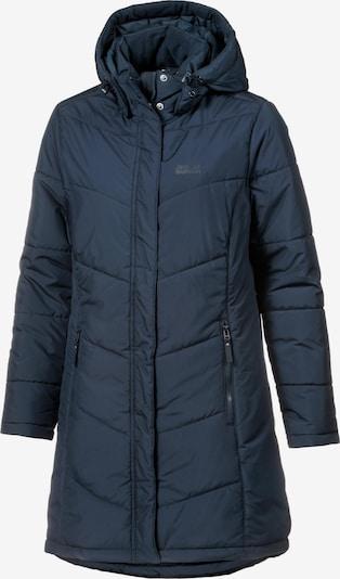 JACK WOLFSKIN Outdoorjas 'SVALBARD' in de kleur Nachtblauw, Productweergave