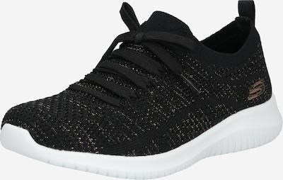 Sneaker low SKECHERS pe auriu / negru, Vizualizare produs