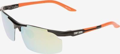 CAMP DAVID Sonnenbrille in orange / schwarz, Produktansicht