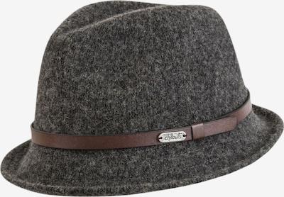 chillouts Chapeaux 'Elvira' en gris foncé, Vue avec produit