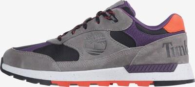 TIMBERLAND Sneaker in grau / lila / orange / schwarz, Produktansicht