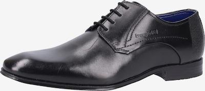 Batai su raišteliais iš bugatti , spalva - juoda, Prekių apžvalga