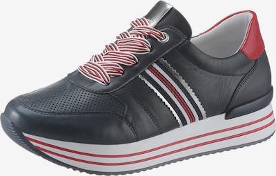 REMONTE Sneaker in kobaltblau / rot / weiß, Produktansicht