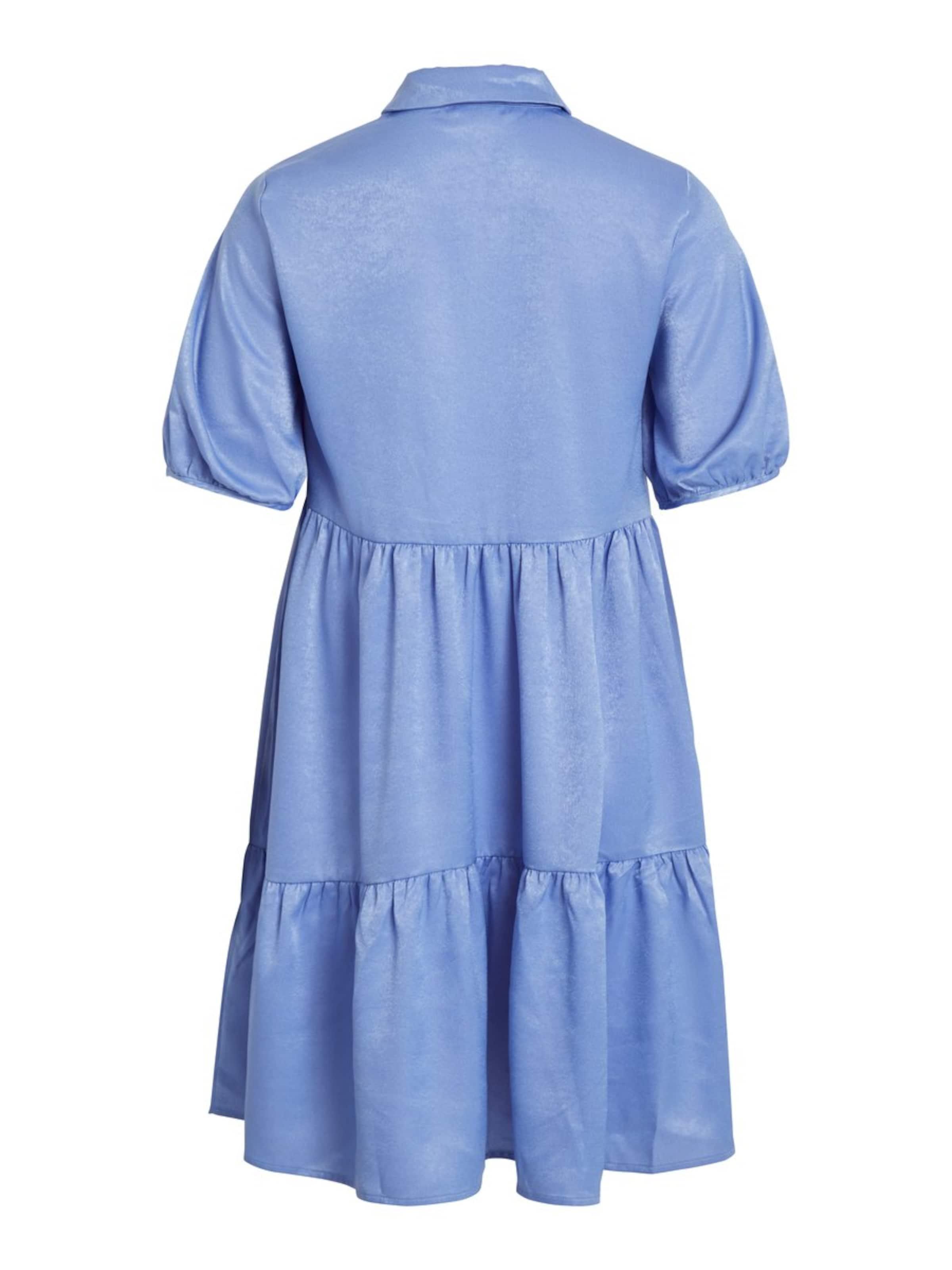 Vila Robe Robe En En Clair Vila Bleu Robe En Bleu Vila Clair 6bY7fgvy