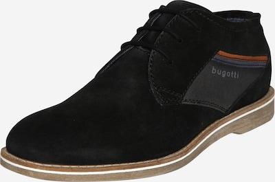 bugatti Schnürschuhe 'Mirocleto' in schwarz, Produktansicht