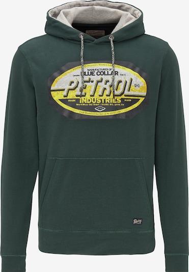Petrol Industries Sweatshirt in de kleur Spar: Vooraanzicht