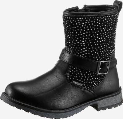 LICO Boots in schwarz, Produktansicht