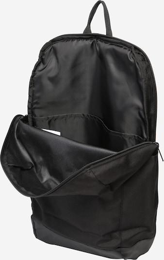UNDER ARMOUR Rucksack 'Patterson' in schwarz / weiß: Draufsicht