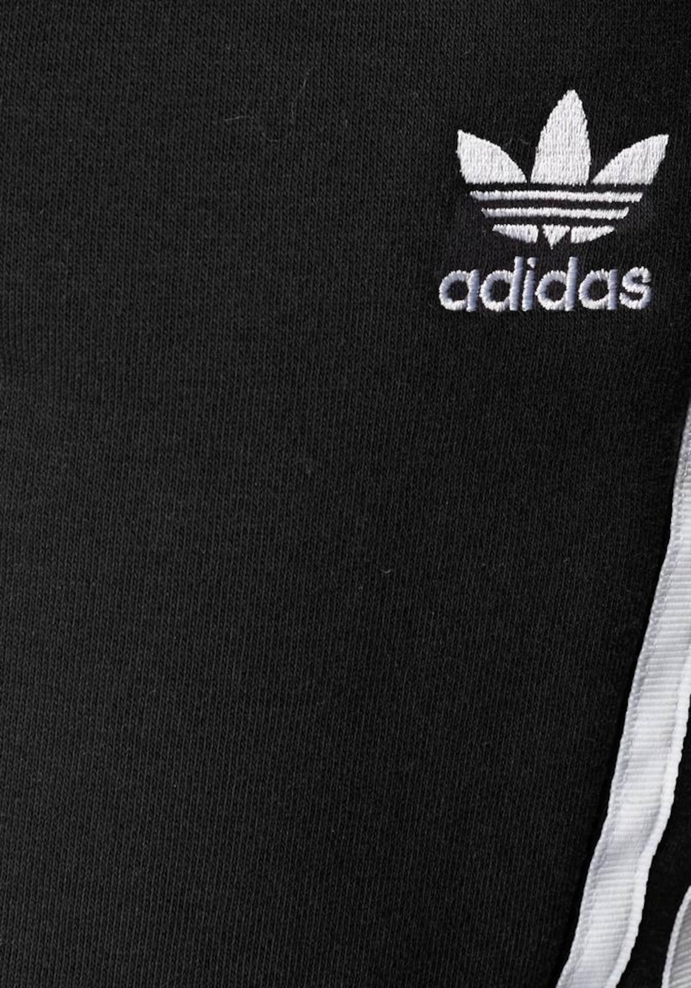 ADIDAS ORIGINALS Hose in schwarz     weiß  Neu in diesem Quartal be31e8
