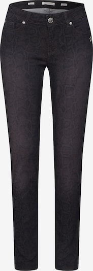 Jeans 'Melina' Glücksstern pe maro / negru, Vizualizare produs